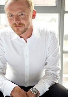 Simon Pegg <3 <3 <3