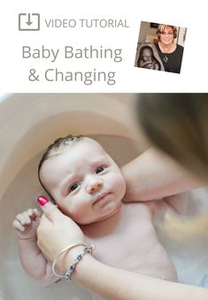 This video tutorial is a fantastic guide for new parents to help in the bathing and changing of their precious newborn babies. Soothing Baby, Gentle Baby, Baby Sleep Consultant, Teething Gel, Bringing Baby Home, Baby Lotion, Newborn Babies, Baby Massage, Gifts For New Parents
