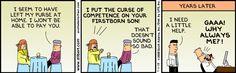 Meditaciones: La maldición de la competencia