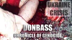 Extensive war crimes in Donbass committed by Poroshenko and his army of murderers from July 27 to August 14, 2014. Kiev's warmongers/Zionists continue genoci...