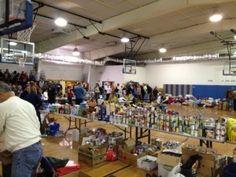 #Shoprite of #CherryHill, #NJ donates #Glutenfree food to #Hurricane #Sandy victims! Dbl-click pic for article. #Celiac #coeliac; think! #NaturalDisaster