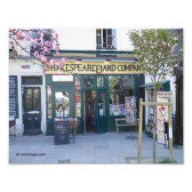 Shakespeare Book Shop Photo Print