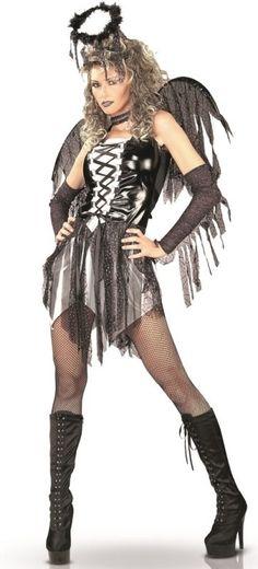 Les adultes Deluxe Queue de Diable Femme Homme Halloween démon accessoire robe fantaisie