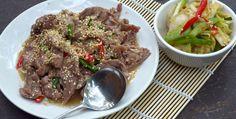 Il Bulgogi è forse il piatto di carne coreano più apprezzato e conosciuto non solo nel suo paese di origine, ma in tutto il mondo. La sua particolarità …