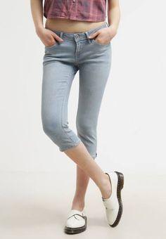 Edc By Esprit Short Vaquero Bleached Blue shorts ropa ropa pantalones vaquero short Esprit Edc By Blue Bleached Noe.Moda