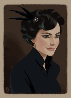 """Check out this @Behance project: """"Miss Peregrine I Adore you! (fanart)"""" https://www.behance.net/gallery/45664079/Miss-Peregrine-I-Adore-you-(fanart)"""