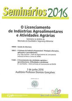 O Licenciamento de Indústrias Agroalimentares e Atividades Agrárias