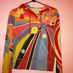cool hippie clothes   Lucky Brand Vintage Hippie Hoodie - Celebrities who wear, use, or own ...