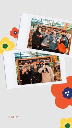 Got7 Wallpaper, Trippy Wallpaper, Wallpaper Backgrounds, Yugyeom, Youngjae, Got7 Fanart, Got7 Aesthetic, Got7 Mark Tuan, Solo Pics