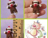miniature crochet patterns