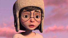ВЗЛЕТЕТЬ - короткометражный мультфильм для семьи