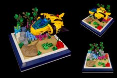 Aquanauts - Aquahawk Lego Mechs, Letting Go, The Past, Childhood, My Favorite Things, Lego Stuff, Water, Gripe Water, Infancy