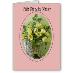 Shop feliz dia de las madres 2 card created by Soniel. Mother's Day Greeting Cards, Custom Greeting Cards, Love You, My Love, Thoughtful Gifts, Portrait, Prints, Mothers, Good Night Greetings