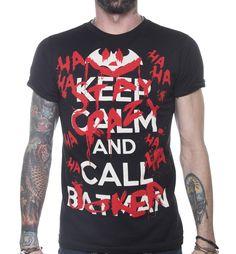 Playera Keep Calm #Joker  $ 160.00 $ 200.00