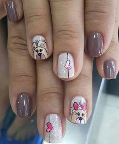 Cute Toe Nails, Cute Toes, Erika, Nail Designs, Nail Art, Hair Styles, Beauty, Nail Ideas, Designed Nails