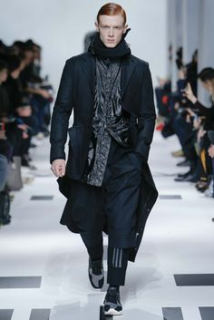 Y-3 Fall 2015 Menswear - Collection - Gallery - Style.com