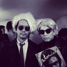 There are many Andy Warhol @hue_deluxe