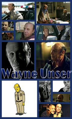 Wayne Unser sons of anarchy