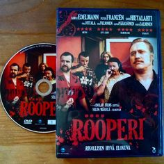 Late night tv, a Finnish dvd movie called 'Rööperi'. Decent crime movie set in Helsinki with good Finnish humour.  #finland100_igchallenge 23/100 ... 'posting a series of random images from or associated with Finland to celebrate the country's 100th biirthday.  #rööperi #helsinki #finland #films #movie #thisisfinland #crime #finnish #dvdcollection #dvd #aleksimäkelä #markusselin #finnishmovie #movieoftheday #nowwatching #samuliedelmann #peterfranzen #karihietalahti #solarfilms #elokuva