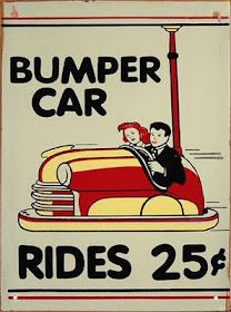 If you can drive a bumper car, you can sew.  Tips for beginning to sew...