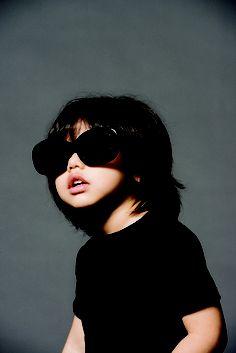 Karen Walker Uses Kids to Model Sunglasses | StyleCaster