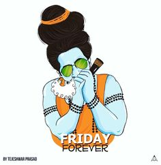 Like most Babas, he wears orange and loves to preach. He preaches True love for Fridays. And unlike the other Baba who… Mahakal Shiva, Lord Shiva, Indian Illustration, Shiva Tattoo, Shiva Wallpaper, Lion Art, Crossfit, Fabric Painting, Indian Art