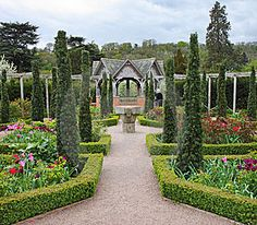 44 Best Formal English Gardens Images On Pinterest