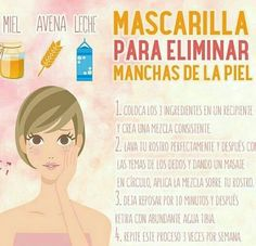 mask to remove facial blemishes- If you have spots on the skin, do not hesitate to make and apply this wonderful mask. - in 2020 Beauty Tips For Face, Just Beauty, Natural Beauty Tips, Health And Beauty Tips, Beauty Care, Beauty Skin, Beauty Hacks, Warrior Makeup, Facial Tips