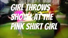 PINK SHIRT GIRL GETS HIT WITH SHOVEL M.A.A.D CITY VERSION KENDRICK LAMAR