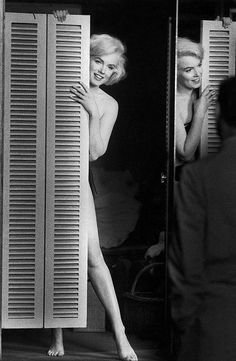 Marilyn Monroe rare photograph by a.heart.17, via Flickr