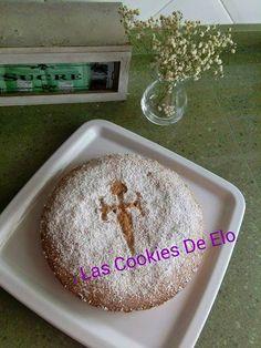 Las Cookies de Elo: Tarta de Santiago (sencilla y rápida)