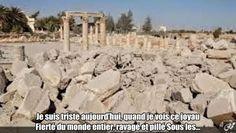 Nouvel article depuis le site littéraire Plume de Poète - À Palmyre et ses soeurs -Brahim BOUMEDIEN-