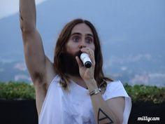 Jared - La Citadelle, Saint Tropez - 24 July 2014 - Credits & Source: Millycam