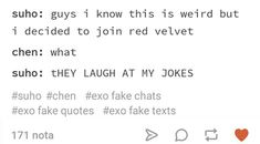 thoughts at 237 am masterlist exo fake texts - 235×130