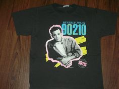 Vintage 90s Beverly Hills 90210 tv show t shirt by amoryvintageco, $42.00
