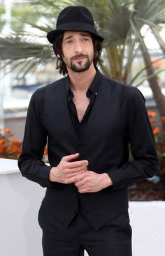 ADRIEN BRODY: I find this many strangely sexy.