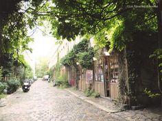 le passage Lhomme rue de Charonne