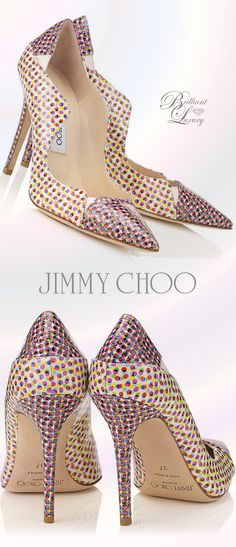 Brilliant Luxury * Jimmy Choo SS 2016