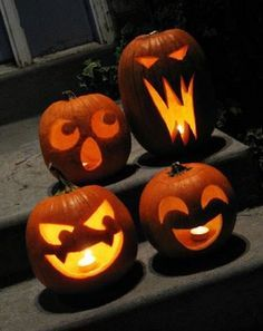 Can't wait to carve punkins with Michael for Halloween :D