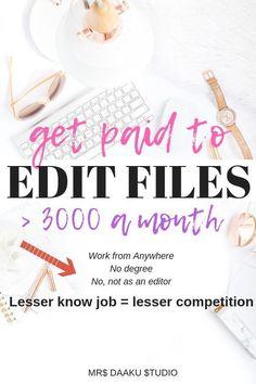 Work at home jobs   Side hustle ideas   Make Money Online