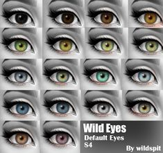 "wildspit: "" HEEEEEEEYYYY GUUUYS How are you today ? Hope you need default eyes :P Ok, so let me explain this cc…. They are just Default eyes that I created with my all heart. The Sims 4 Skin, The Sims 4 Pc, Sims Four, Sims 4 Mm, My Sims, Los Sims 4 Mods, Sims 4 Game Mods, Sims Games, Maxis"