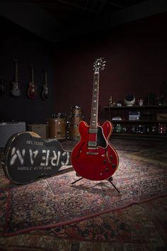 Clapton's 1964 ES-335