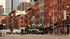 new york city neighborhoods new york circa 2014new york citys hells kitchen - Hells Kitchen Neighborhood