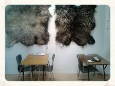 Eco Felts - www.zachtaardig.nl Amsterdam - location:  several concept stores
