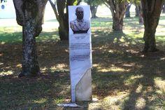 Brasília esquecida - Praça dos Próceres (localizada entre a Praça do Buriti e o Memorial dos Povos Indígenas) | Salvador Allende