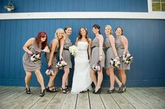 Beautfiul vintage inspired wedding at Lengendary Waters in Bayfield, WI by wedding photographer Kate Bentley.