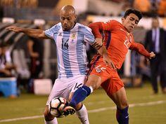 Javier Mascherano quiere seguir en la Selección Argentina.