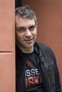 Schreiber am Pult: Wladimir Kaminer legt im zakk auf