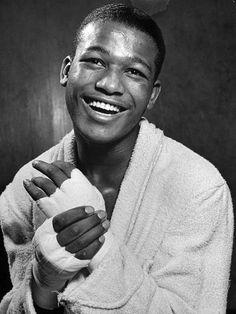 Sugar Ray Robinson Sugar Ray Robinson (born Walker Smith Jr.; May 3,. Zoom.  Sugar Ray Robinson ...