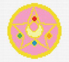 Sailor Moon, second trasformation brooch